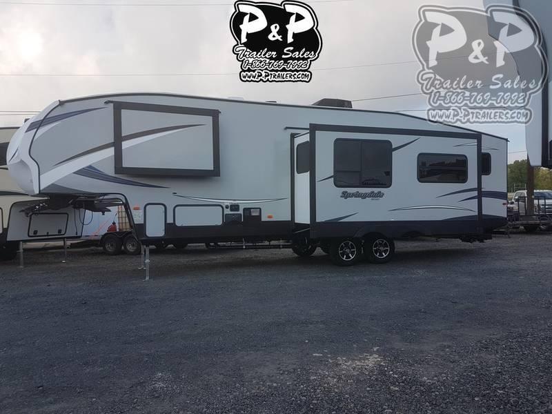 2019 Keystone Springdale 300FWBH 34.83' Fifth Wheel Campers RV