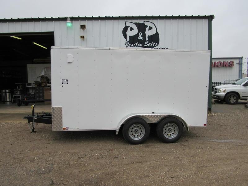 2018 Carry-On Trailer 7X14' CGRBN