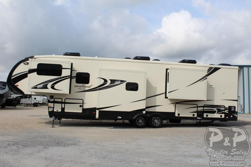 2020 Forest River Cardinal Luxury 3700FLX 41.04' Fifth Wheel Campers