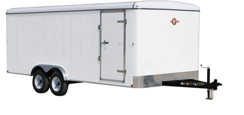 2019 Carry-On 8.5X16CGEC Enclosed Cargo Trailer