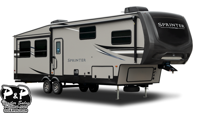 2020 Keystone Sprinter Campfire 27FWML 31.83' Fifth Wheel Campers