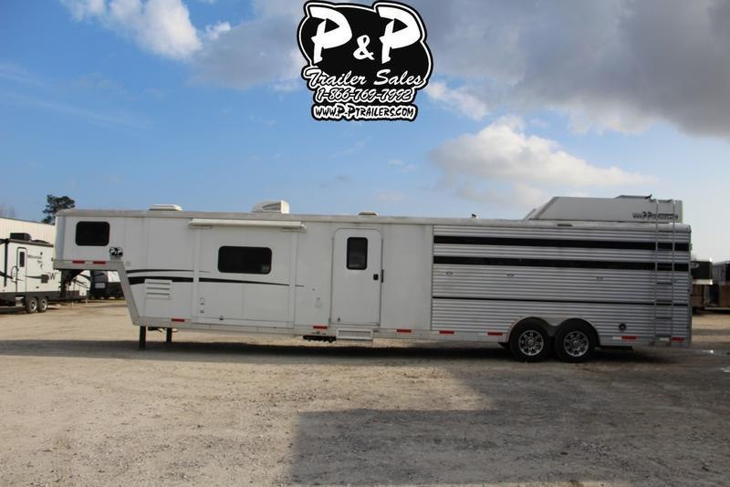 2015 Bison 8012 MS 12' short wall