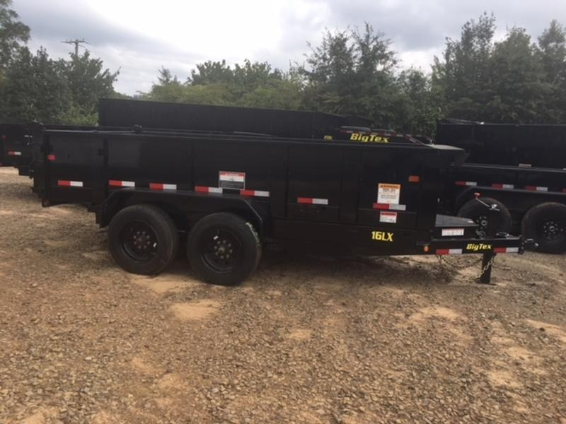 2019 Big Tex Trailers 16LX 14