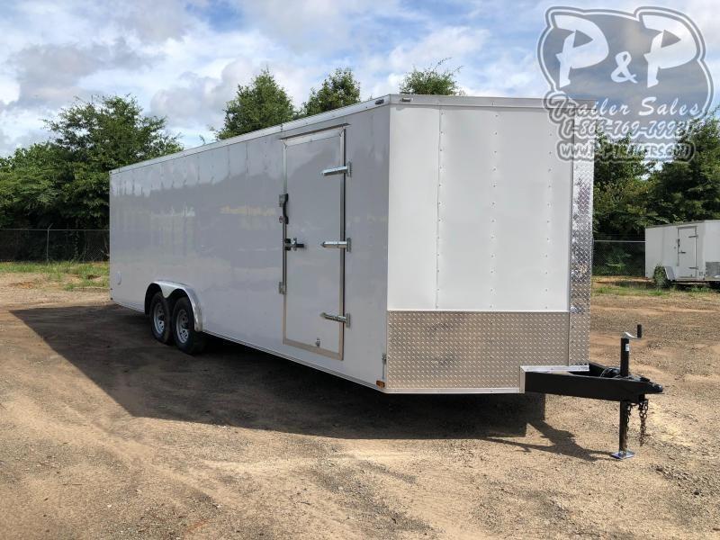 2019 Lark 8.5x24TA Enclosed Cargo Trailer