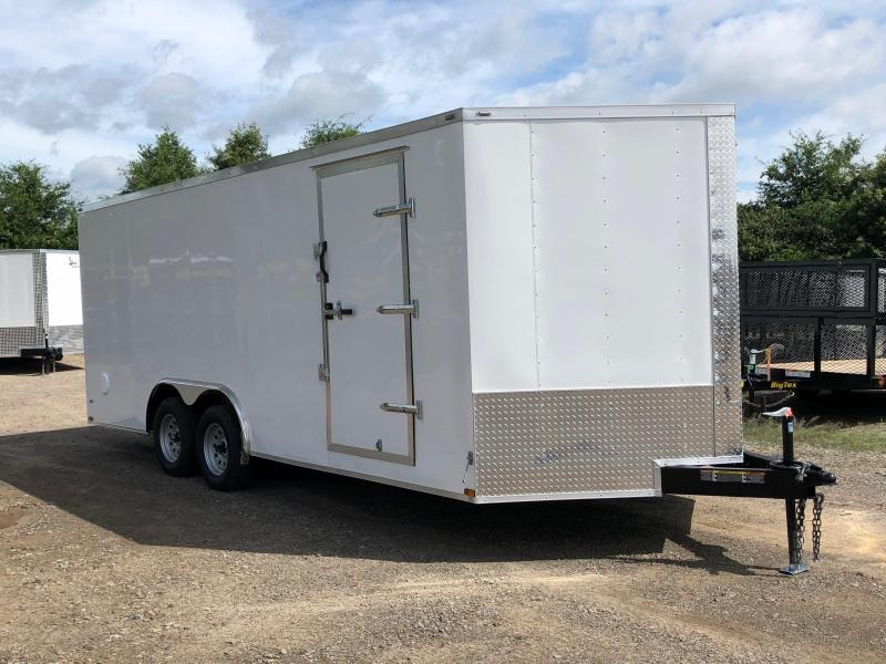 2019 Lark 8.5x20TA Enclosed Cargo Trailer