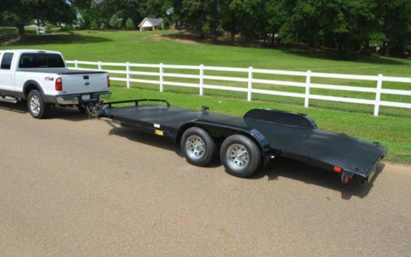 "2019 Big Tex  70DM 20 83""x20 Car Hauler"