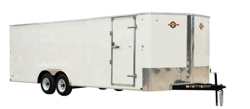 2019 Carry-On 8.5X24CGRBN10K Enclosed Cargo Trailer