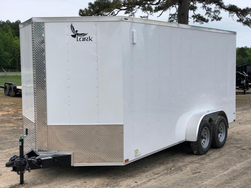 2019 Lark VT7x16TA 16' Enclosed Cargo Trailer