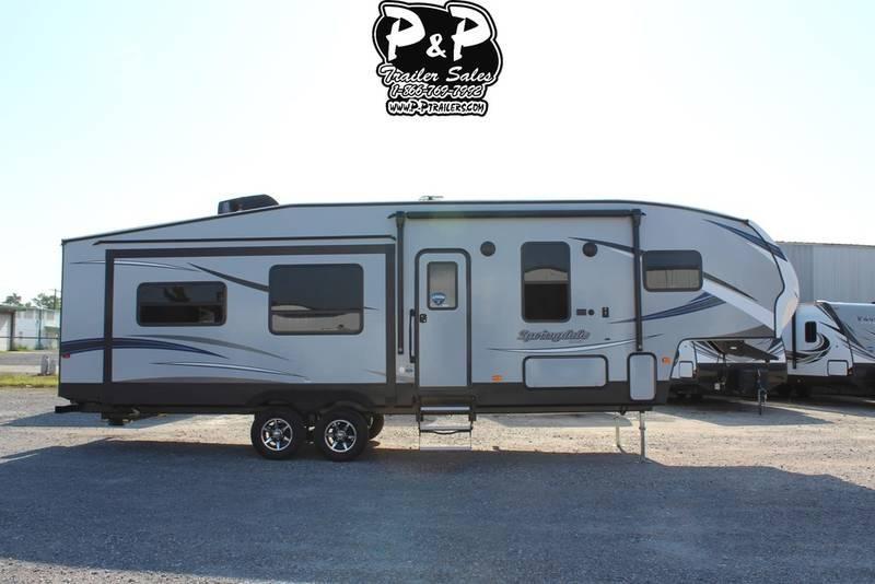 2019 Keystone Springdale 253FWRE 32.83' Fifth Wheel Campers RV