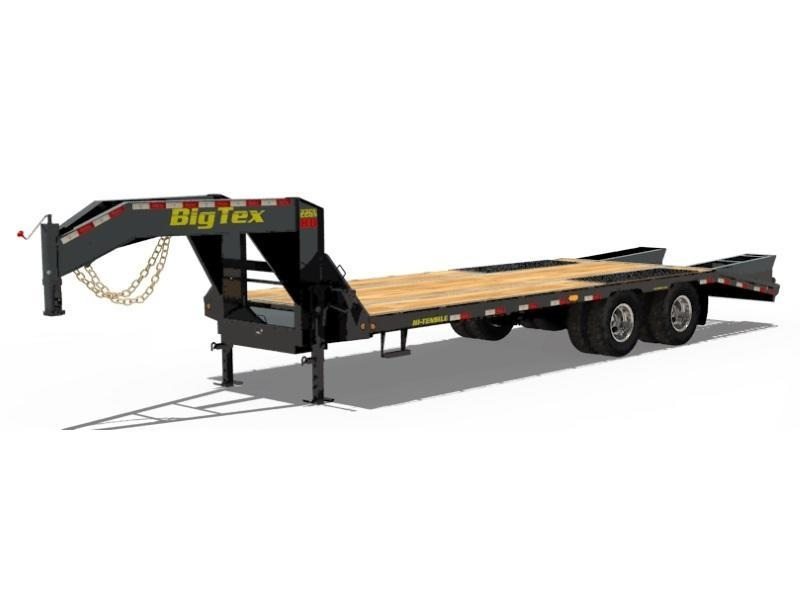 2019 Big Tex Trailers 22GN-28BK+5MR
