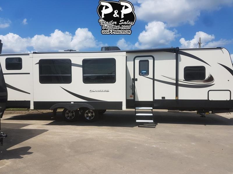 2020 Keystone Sprinter Campfire 33BH 36.09' Travel Trailer LQ