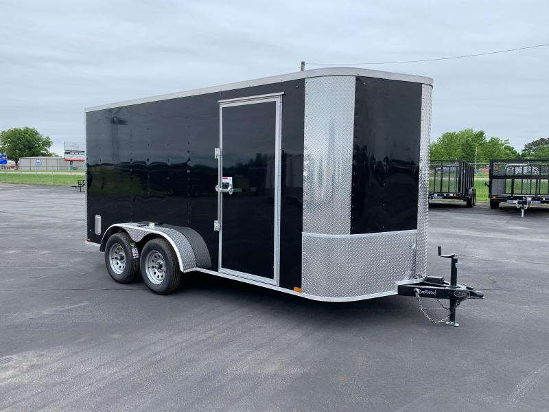 """2019 Arising 7X14VTRB Cargo / Enclosed Trailer 6"""" Additional Height"""
