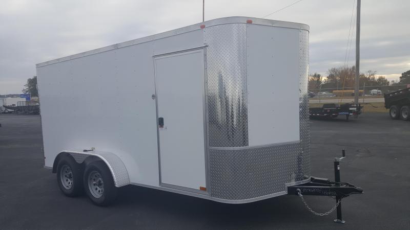 2018 Arising 7X14VTDW Enclosed Cargo Trailer