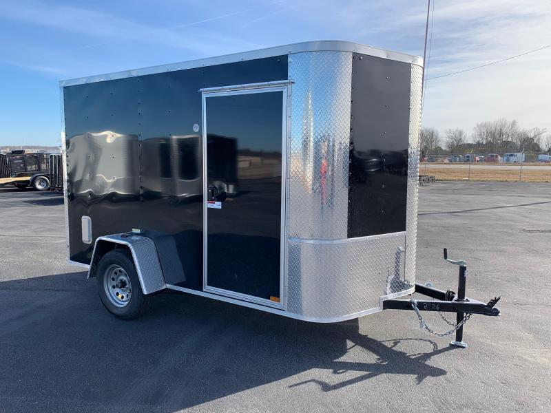 2019 Arising 6X10VSRB Enclosed Cargo Trailer