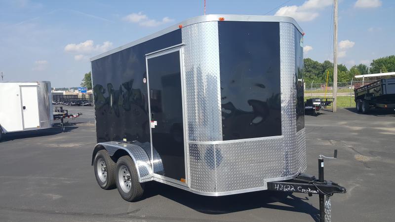 2017 Arising 7X10VTRB Enclosed Cargo Trailer