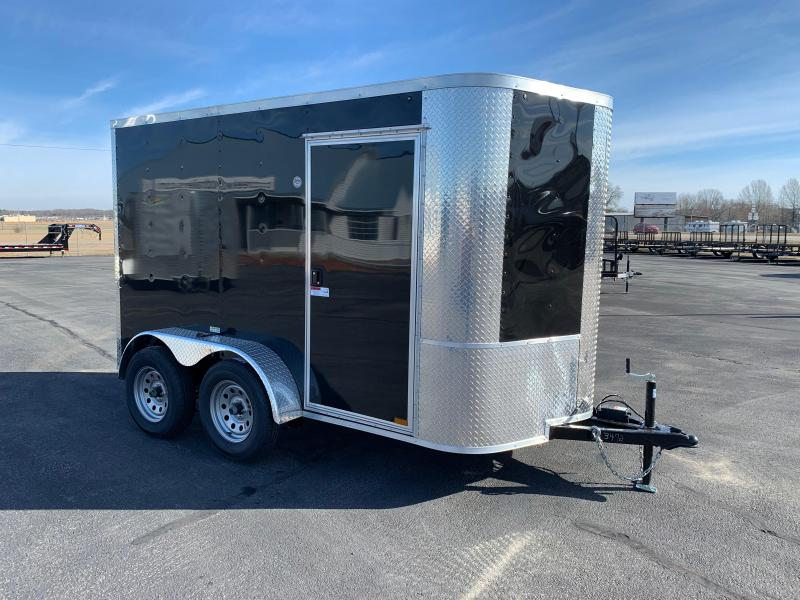 2019 Arising 6X10VTRB Enclosed Cargo Trailer
