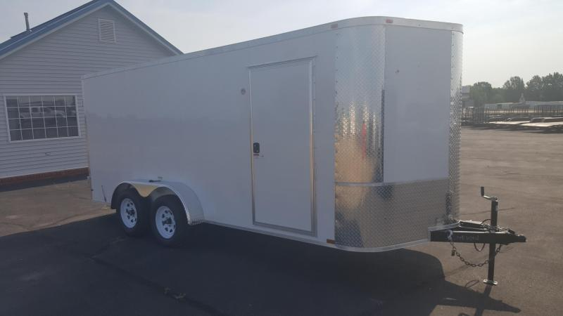 2018 Arising 7X16VTDW Enclosed Cargo Trailer
