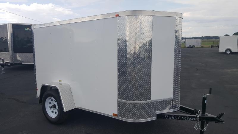 2017 SPECIAL Arising 5X8VSRW Cargo / Enclosed Trailer