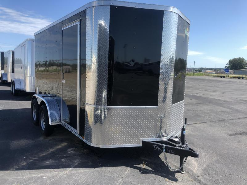 2019 Arising 712VTRB Enclosed Cargo Trailer