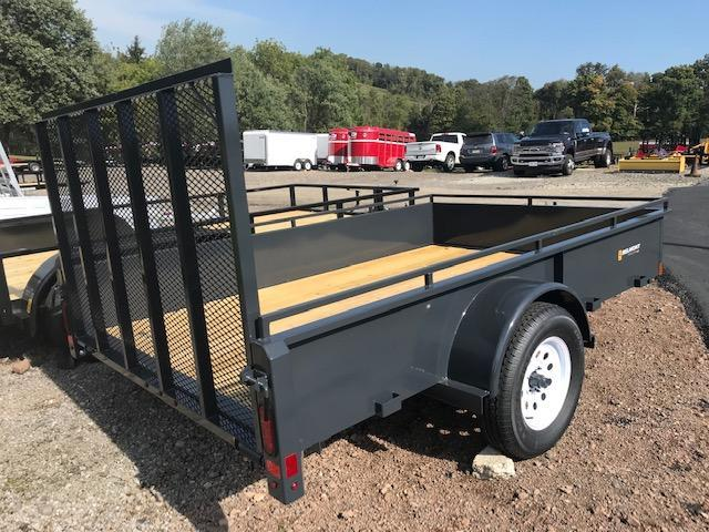 2020 Belmont Machine UT610SS Utility Trailer