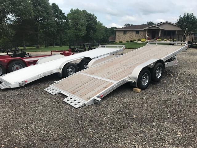 2019 American Hauler Industries AHAFDT820TA3 Car / Racing Trailer