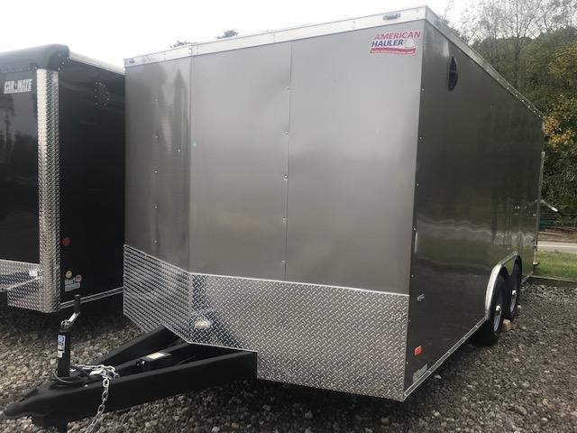 2019 American Hauler Industries NIGHT HAWK Enclosed Cargo Trailer