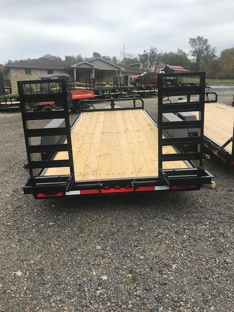 2020 CornPro Trailers UT16H Equipment Trailer 12000# GVWR