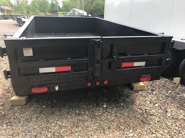 2020 Griffin GT6010 5X10 Dump Trailer