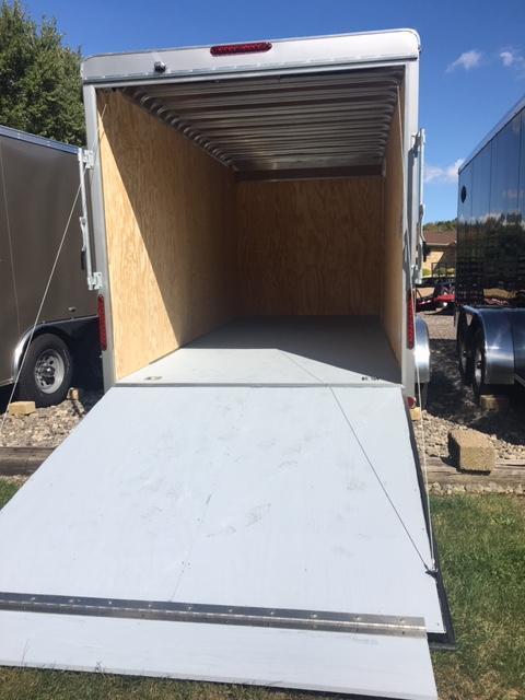 2019 Car Mate Trailers HD Custom Cargo Enclosed Trailer