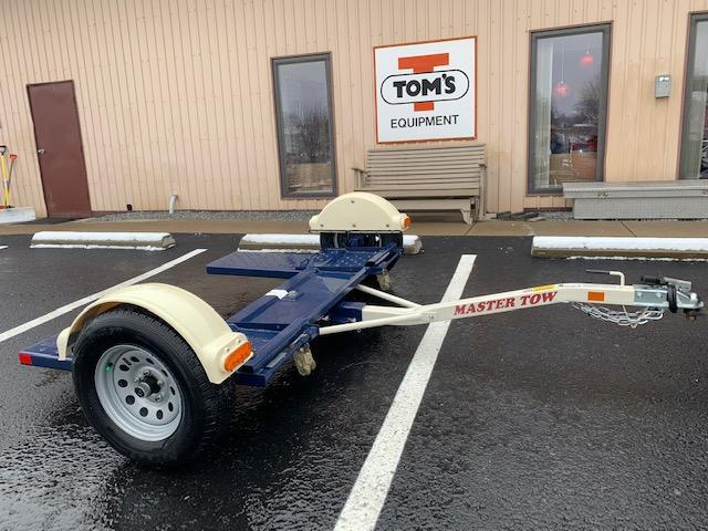 2020 Master Tow 80THD Tow Dolly - Electric Brakes