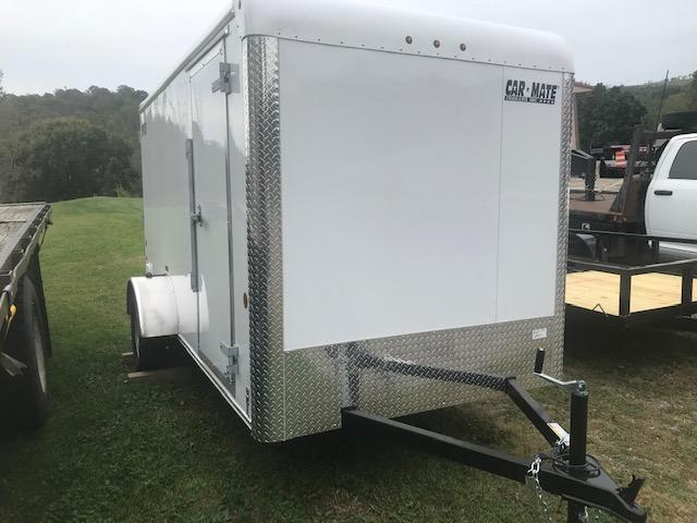 2019 Car Mate Trailers SPORTSTER Enclosed Cargo Trailer
