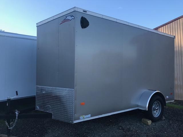 2020 American Hauler NH612SA Enclosed Cargo Trailer