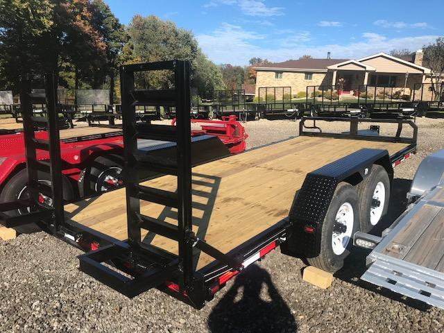 2020 CornPro Trailers UT18H Equipment Trailer 14000# GVWR