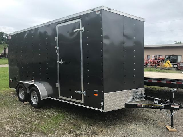 2019 American Hauler Industries 7 X 16 STEEL ARROW Enclosed Cargo Trailer