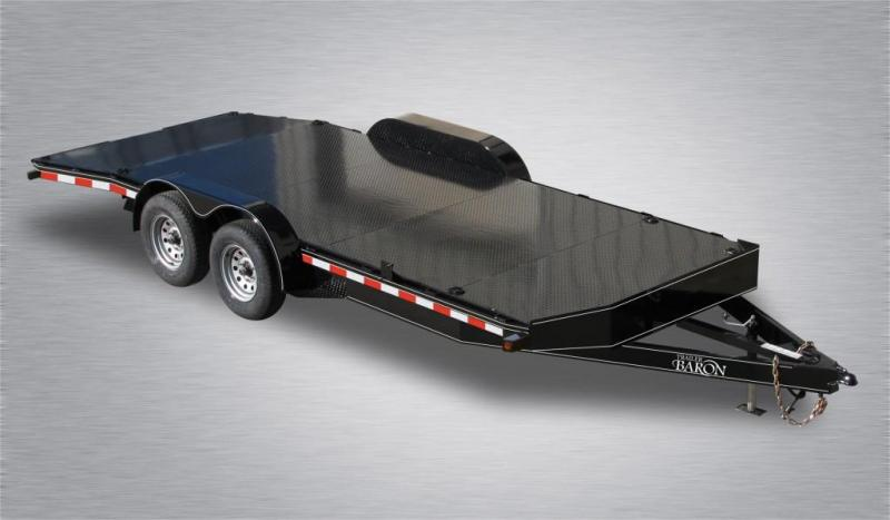 2020 Quality Trailers A20PRO-10K Car / Racing Trailer Steel Deck