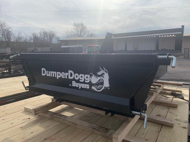 2020 Buyers 8' - Dump Insert Truck Bed