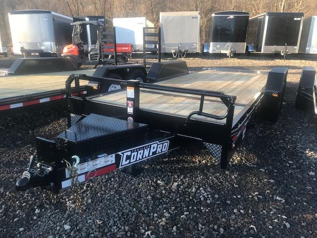 2020 CornPro Trailers UT-21HT Equipment Trailer