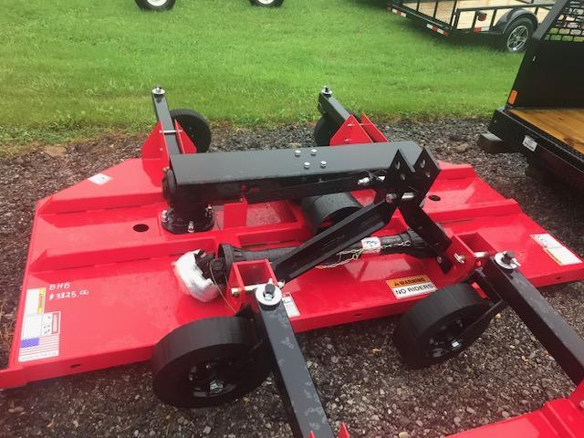 2019 Titan Implement 1808 8' Rotary Cutter W/ Slip Clutch