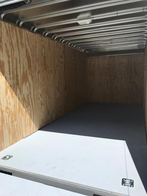 2019 Car Mate Trailers HD Custom Cargo Enclosed Cargo Trailer