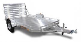 2020 Aluma 7710S-TG Utility Trailer
