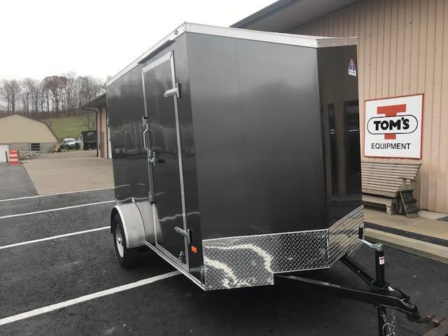 2020 Haul-About CGR610SA Enclosed Cargo Trailer