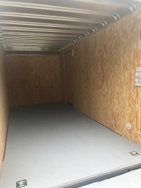 2019 Car Mate Trailers CM716CC-HD - 7W Tandem Axle Custom Cargo Trailer Enclosed Cargo Trailer