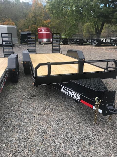 2020 CornPro Trailers UT18H Equipment Trailer 12000# GVWR