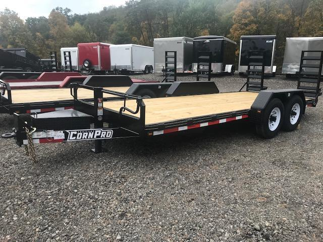 2020 CornPro Trailers UT18H Equipment Trailer 9990# GVWR