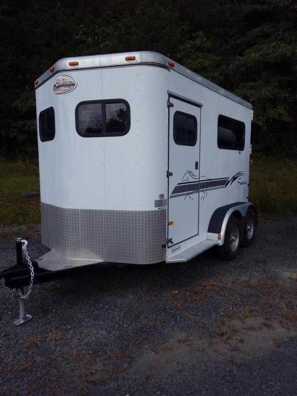 2000 Sundowner Trailers Two Horse Horse Trailer