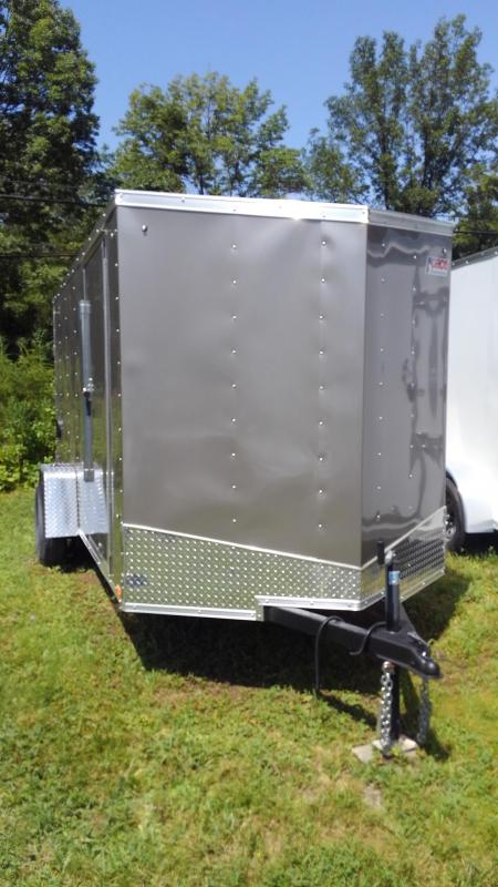 2020 Pace American Outback Cargo Deluxe Cargo / Enclosed Trailer 6 x 12