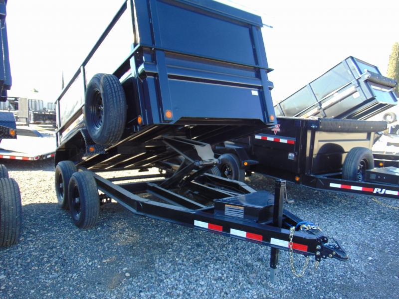 2019 Load Trail 72x12 Dump Trailer