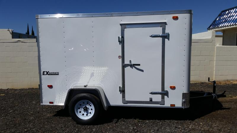 2016 Cargo Express 6 X 10 EX Cargo / Enclosed Trailer