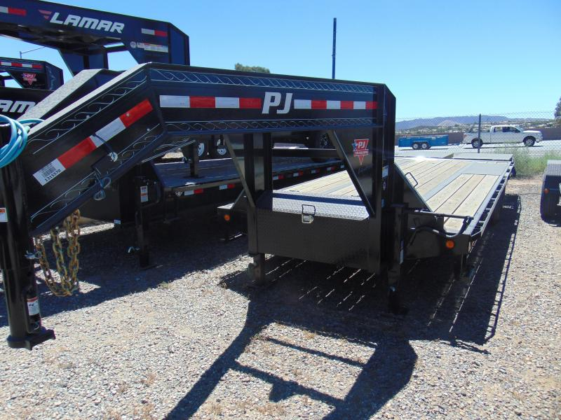 2019 PJ Trailers 102X25 Equipment Trailer