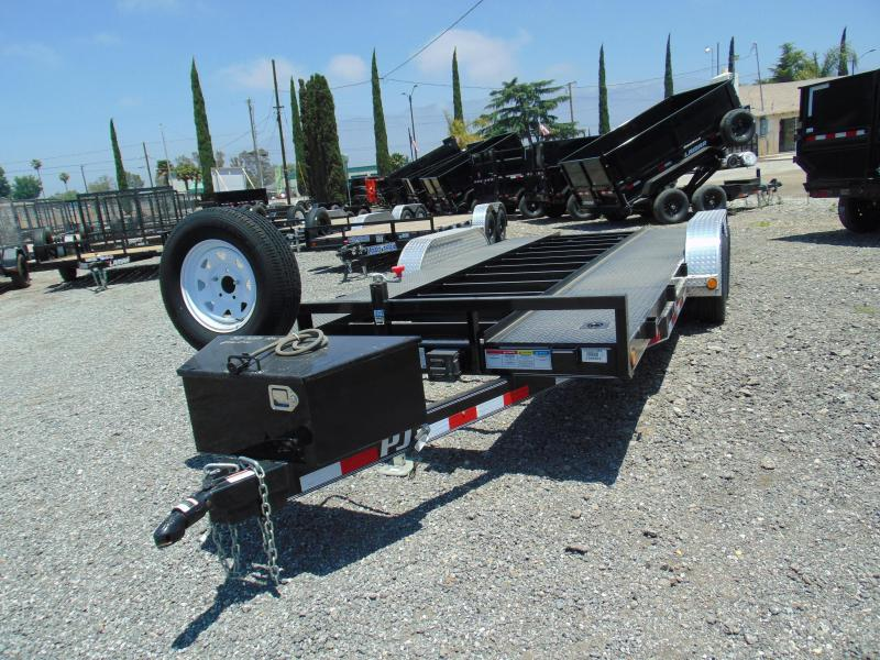 2017 PJ Trailers C5 Car / Racing Trailer